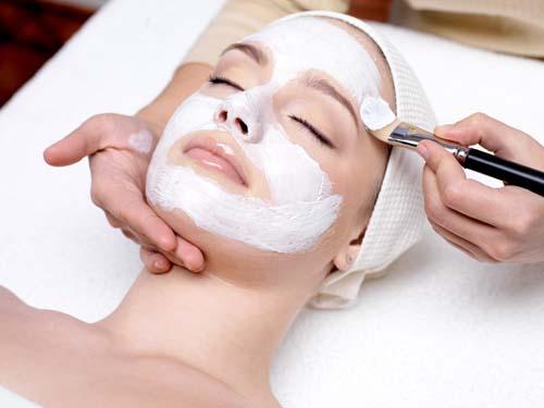 護膚療程 Facial treatment